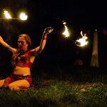 Vuurspektakel Thierra & Fuego / Zonnewende '15 ©Bart Batseleer
